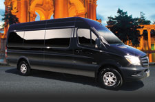 charter bus mercedes sprinter