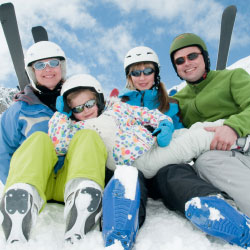 ski bus charter services